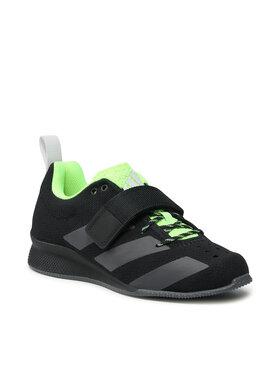 adidas adidas Topánky Adipower Weightlifting II FV6592 Čierna