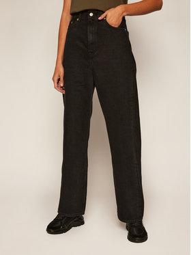 Levi's® Levi's® Culottes nohavice Gotta Dip 26872-0000 Čierna Loose Fit