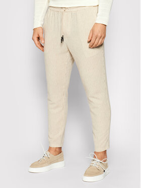 Only & Sons ONLY & SONS Stoffhose Slinus 22019199 Beige Regular Fit
