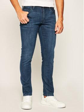 Armani Exchange Armani Exchange jeansy Skinny Fit 8NZJ14 Z884Z 1500 Blu scuro Skinny Fit