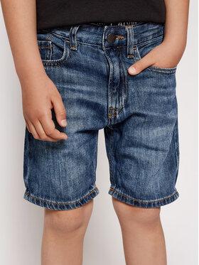 Calvin Klein Jeans Calvin Klein Jeans Džínsové šortky IB0IB00789 Tmavomodrá Regular Fit