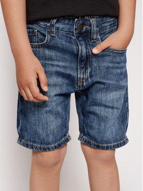 Calvin Klein Jeans Calvin Klein Jeans Pantaloni scurți de blugi IB0IB00789 Bleumarin Regular Fit