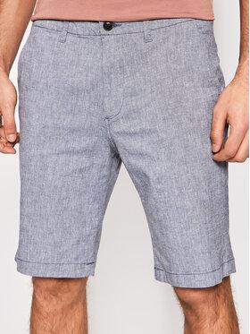 Jack&Jones Jack&Jones Szorty materiałowe Dave 12184684 Niebieski Regular Fit