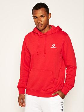 Converse Converse Sweatshirt Star Chervon 10008926 Rot Regular Fit