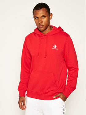 Converse Converse Sweatshirt Star Chervon 10008926 Rouge Regular Fit
