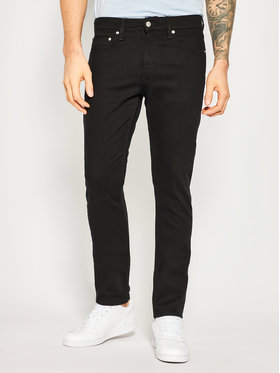 Calvin Klein Jeans Calvin Klein Jeans Τζιν Slim Fit J30J307718911 Μαύρο Regular Fit