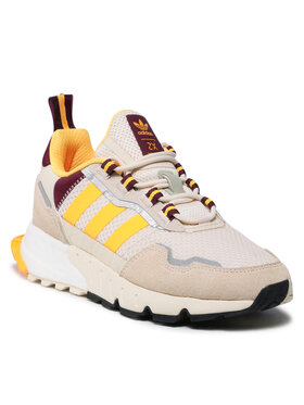 adidas adidas Buty Zx 1K Boost-Seansolity H00442 Beżowy