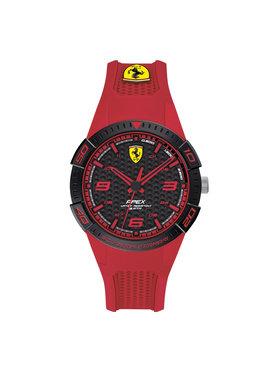 Scuderia Ferrari Scuderia Ferrari Laikrodis Apex 840037 Raudona