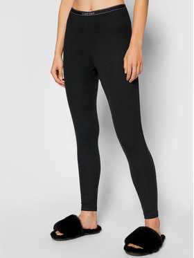 Calvin Klein Underwear Calvin Klein Underwear Leggings 000QS6686E Schwarz Slim Fit