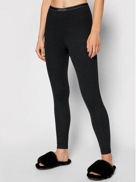 Calvin Klein Underwear Calvin Klein Underwear Legíny 000QS6686E Černá Slim Fit