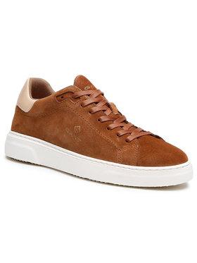 Gant Gant Sneakersy Joree 22633644 Hnědá
