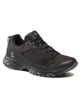 Haglöfs Haglöfs Παπούτσια πεζοπορίας Trail Fuse Men 498210 Μαύρο