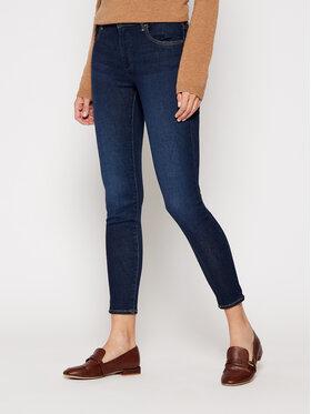 Wrangler Wrangler jeansy_skinny_fit Creek W28KJB65C Tamsiai mėlyna Skinny Fit