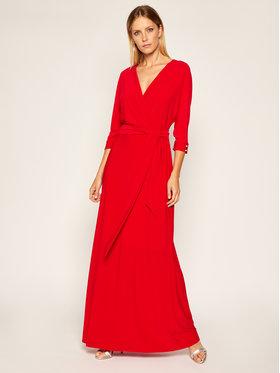 Lauren Ralph Lauren Lauren Ralph Lauren Estélyi ruha Long Gown W 253792268001 Piros Regular Fit