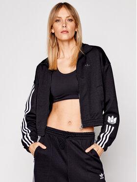 adidas adidas Sweatshirt Tracktop GN2875 Schwarz Standard Fit