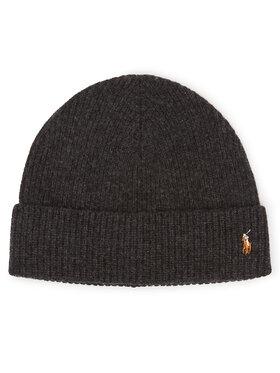 Polo Ralph Lauren Polo Ralph Lauren Bonnet Fo Hat-Hat 449775524007 Gris