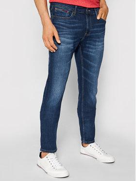 Tommy Jeans Tommy Jeans Blugi Scanton DM0DM09553 Bleumarin Slim Fit