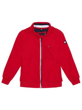 TOMMY HILFIGER TOMMY HILFIGER Kurtka przejściowa Essential KB0KB06094 Czerwony Regular Fit
