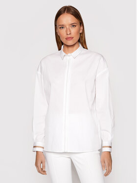 Peserico Peserico Camicia S06743 08924 Bianco Regular Fit