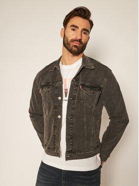 Levi's® Levi's® Jeansová bunda The Trucker 72334-0515 Černá Regular Fit