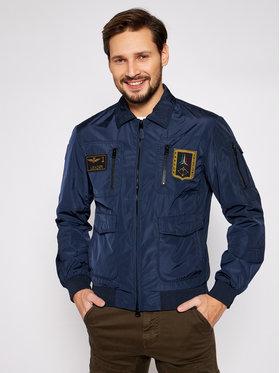 Aeronautica Militare Aeronautica Militare Átmeneti kabát 211AB1719CT2098 Sötétkék Regular Fit