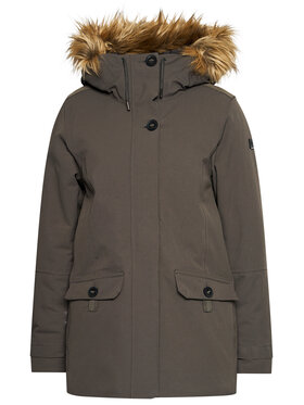 Helly Hansen Helly Hansen Куртка парка Svalbard 2 53218 Сірий Regular Fit