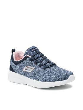 Skechers Skechers Pantofi In A Flash 12965/NVPK Bleumarin