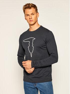 Trussardi Jeans Trussardi Jeans Longsleeve 52T00419 Dunkelblau Regular Fit