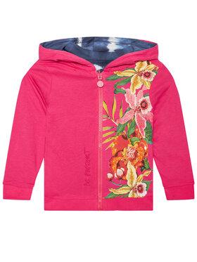 Desigual Desigual Majica dugih rukava Flora 21SGSK12 Šarena Regular Fit