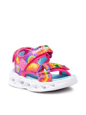 Skechers Skechers Sandales Color Groove 302160N/HPMT Rose