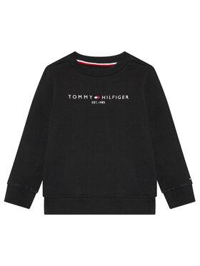 Tommy Hilfiger Tommy Hilfiger Bluza Essential Sweatshirt KS0KS00212 Czarny Regular Fit
