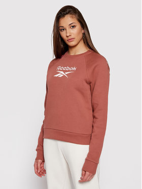 Reebok Reebok Sweatshirt Classics Big Vector GP2166 Rose Regular Fit