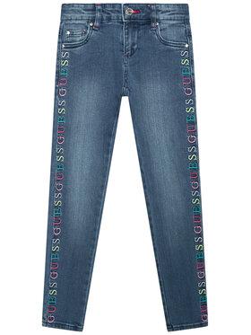 Guess Guess Jeans J1YA26 D4G60 Dunkelblau Slim Fit