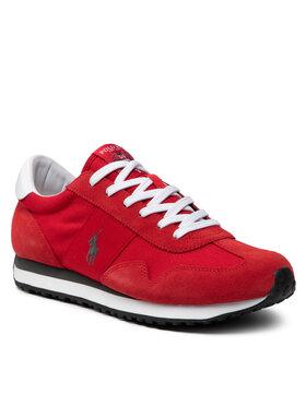 Polo Ralph Lauren Polo Ralph Lauren Sneakersy Train 85 809821686004 Czerwony