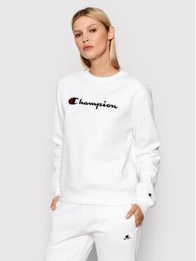 Champion Champion Sweatshirt Crewneck 114462 Blanc Regular Fit