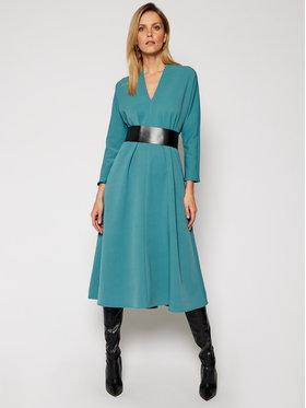 Imperial Imperial Každodenní šaty AAFZACX Zelená Regular Fit