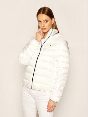 Calvin Klein Jeans Calvin Klein Jeans Pehelykabát J20J214113 Fehér Regular Fit