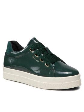 Gant Gant Сникърси Avona 23531092 Зелен