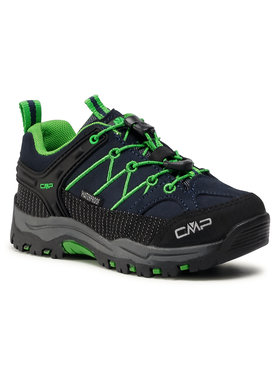 CMP CMP Trekkingi Kids Rigel Low Trekking Shoes Wp 3Q13244J Granatowy