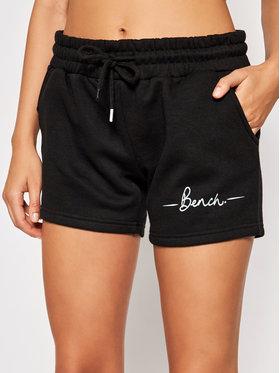 Bench Bench Pantaloni scurți sport Nova 118358 Negru Regular Fit