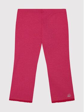 United Colors Of Benetton United Colors Of Benetton Κολάν 3MT1I0820 M Ροζ Slim Fit