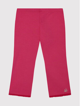 United Colors Of Benetton United Colors Of Benetton Leggings 3MT1I0820 M Rosa Slim Fit