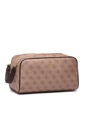 Guess Guess Kosmetický kufřík Vezzola HMVEZL P1342 Béžová