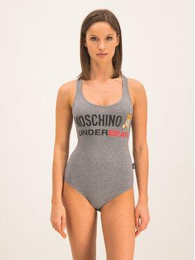 MOSCHINO Underwear & Swim MOSCHINO Underwear & Swim Body A6010 9003 Gri Slim Fit