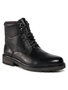 Digel Digel Outdoorová obuv Svenson 1209730 Čierna