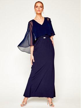 Lauren Ralph Lauren Lauren Ralph Lauren Vakarinė suknelė Sp20 1E 253786145 Tamsiai mėlyna Regular Fit