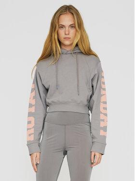 ROTATE ROTATE Sweatshirt Viola RT483 Gris Loose Fit