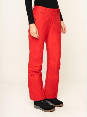 Columbia Columbia Сноуборд панталони Bugaboo 1623351 Червен Regular Fit