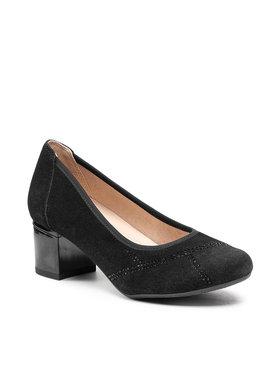 Caprice Caprice Κλειστά παπούτσια 9-22407-26 Μαύρο