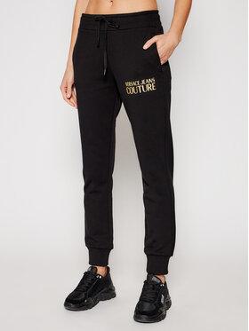 Versace Jeans Couture Versace Jeans Couture Teplákové kalhoty A1HWA1TA Černá Regular Fit
